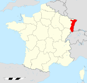 Lorraine (Лотарингия)